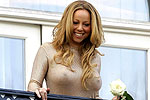 Mariah Carey Nipples